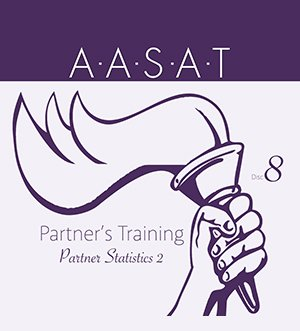AASAT Partners Recovery Training Disc 8 Partner Statistics 2