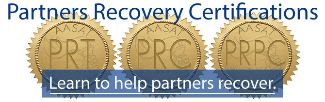 Partners Recovery Certifications at the American Association for Sex Addiction Therapy