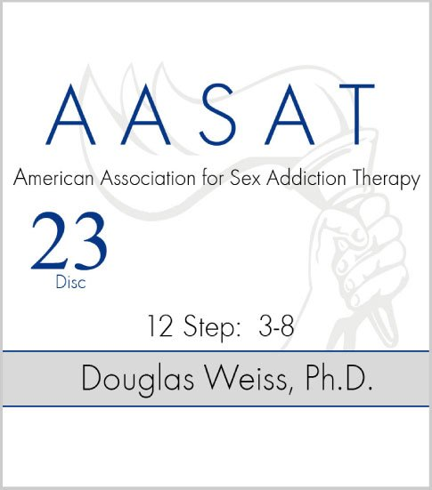 AASAT Sex Addiction Training Disc 23 12 Step 3-8