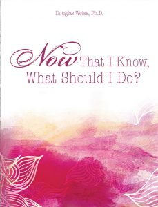 Now That I Know, What Should I Do? DVD Cover