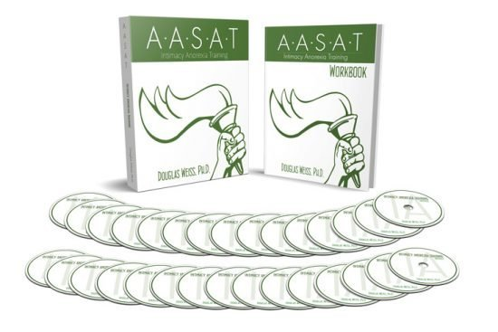 AASAT Intimacy Anorexia Recovery Therapist Training Set